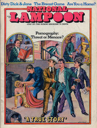Cover Thumbnail for National Lampoon Magazine (21st Century / Heavy Metal / National Lampoon, 1970 series) #v1#16