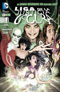 Cover Thumbnail for Liga de la Justicia Oscura (ECC Ediciones, 2012 series) #1