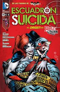Cover Thumbnail for Escuadrón Suicida: El Origen de Harley Quinn (ECC Ediciones, 2013 series)