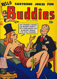 Cover Thumbnail for Hello Buddies (Harvey, 1942 series) #48