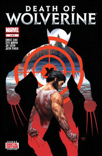 Cover Thumbnail for Death of Wolverine (Marvel, 2014 series) #1 [Direct Edition]