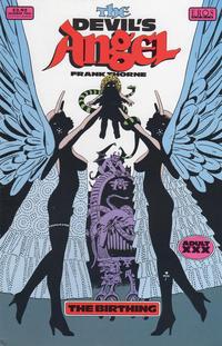 Cover Thumbnail for The Devil's Angel (Fantagraphics, 1995 series) #2
