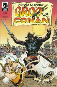 Cover Thumbnail for Groo vs. Conan (Dark Horse, 2014 series) #2