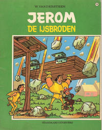 Cover Thumbnail for Jerom (Standaard Uitgeverij, 1962 series) #19