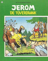 Cover Thumbnail for Jerom (Standaard Uitgeverij, 1962 series) #23 - De toverdrank