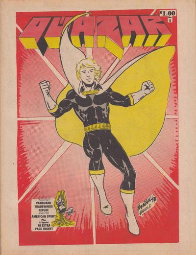 "Cover for Quazar (Quazar/Waynestock/""At Home"" Co-Production, 1981 series) #1"