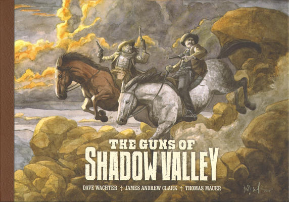 Cover for The Guns of Shadow Valley (Dark Horse, 2014 series) #[nn]