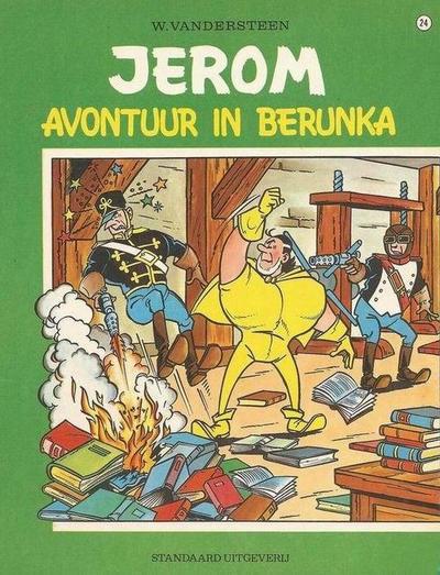 Cover for Jerom (Standaard Uitgeverij, 1962 series) #24