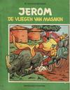 Cover for Jerom (Standaard Uitgeverij, 1962 series) #14 - De vliegen van Masakin
