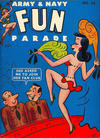Cover for Army & Navy Fun Parade (Harvey, 1951 series) #58