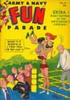 Cover for Army & Navy Fun Parade (Harvey, 1951 series) #64