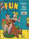 Cover for Army & Navy Fun Parade (Harvey, 1951 series) #65