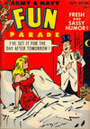 Cover for Army & Navy Fun Parade (Harvey, 1951 series) #88