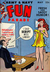 Cover for Army & Navy Fun Parade (Harvey, 1951 series) #93