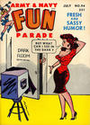 Cover for Army & Navy Fun Parade (Harvey, 1951 series) #94