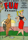 Cover for Army & Navy Fun Parade (Harvey, 1951 series) #71
