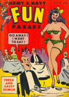 Cover for Army & Navy Fun Parade (Harvey, 1951 series) #73
