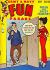 Cover for Army & Navy Fun Parade (Harvey, 1951 series) #99