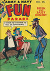 Cover for Army & Navy Fun Parade (Harvey, 1951 series) #91