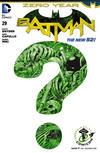 Cover for Batman (DC, 2011 series) #29 [Emerald City Comicon Cover]