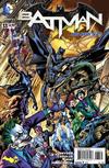 Cover Thumbnail for Batman (2011 series) #33 [Batman 75th Anniversary Cover]