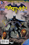 Cover for Batman (DC, 2011 series) #33 [Combo Pack]