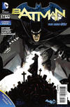 Cover for Batman (DC, 2011 series) #34 [Combo Pack]