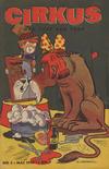 Cover for Cirkus med Tuff och Tuss (Åhlén & Åkerlunds, 1959 series) #5/1959