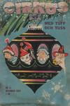 Cover for Cirkus med Tuff och Tuss (Åhlén & Åkerlunds, 1959 series) #11/1959