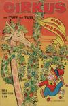 Cover for Cirkus med Tuff och Tuss (Åhlén & Åkerlunds, 1959 series) #6/1959