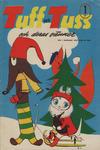 Cover for Tuff och Tuss (Åhlén & Åkerlunds, 1956 series) #1/1957