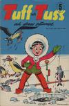 Cover for Tuff och Tuss (Åhlén & Åkerlunds, 1956 series) #5/1957