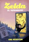 Cover for Zelda (Kartago förlag, 2009 series) #3 - Zelda vs. patriarkatet