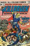 Cover for Amazing Adventures (Marvel, 1970 series) #34 [British]