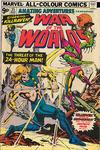 Cover for Amazing Adventures (Marvel, 1970 series) #35 [British]