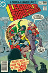 Cover for The Legion of Super-Heroes (DC, 1980 series) #270 [Newsstand]