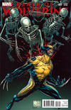 Cover Thumbnail for Death of Wolverine (2014 series) #1 [Joe Quesada Variant]