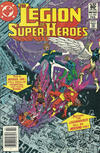 Cover for The Legion of Super-Heroes (DC, 1980 series) #284 [Newsstand]