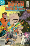 Cover for Tales of the Legion of Super-Heroes (DC, 1984 series) #325 [Newsstand]