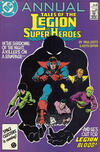 Cover for Tales of the Legion of Super-Heroes Annual (DC, 1986 series) #4 [Direct]