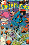 Cover for Super Friends (DC, 1976 series) #15 [Whitman]