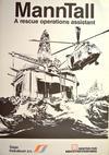 Cover for Manntall (Senter for Industriforskning, 1988 series)