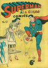 Cover for Superman (K. G. Murray, 1947 series) #12
