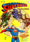 Cover for Superman (K. G. Murray, 1947 series) #28