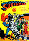 Cover for Superman (K. G. Murray, 1947 series) #41