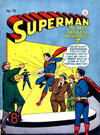 Cover for Superman (K. G. Murray, 1947 series) #76