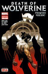 Cover Thumbnail for Death of Wolverine (2014 series) #1 [Retailer Premiere Variant by Steve McNiven]