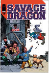 Cover for Savage Dragon (Image, 1993 series) #196