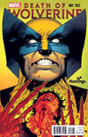 Cover Thumbnail for Death of Wolverine (2014 series) #1 [Hastings Exclusive Variant by Greg Land]