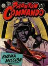 Cover for Phantom Commando (Horwitz, 1959 series) #6